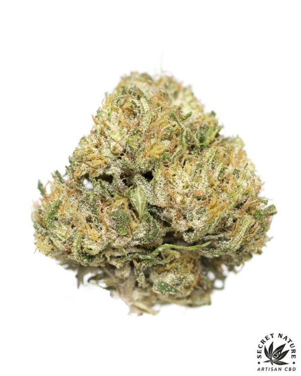 Secret Nature CBG Flower - 15.4% CBG, 15.9% Total Cannabinoids, Nutty, Earthy, Haze, Sativa, Focus, Greenhouse Grown 3.5g