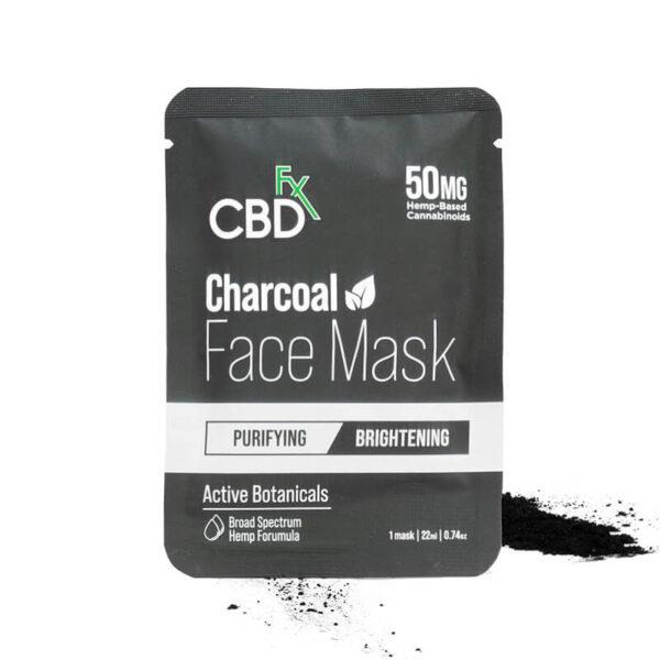 CBDfx   CBD Charcoal Face Mask