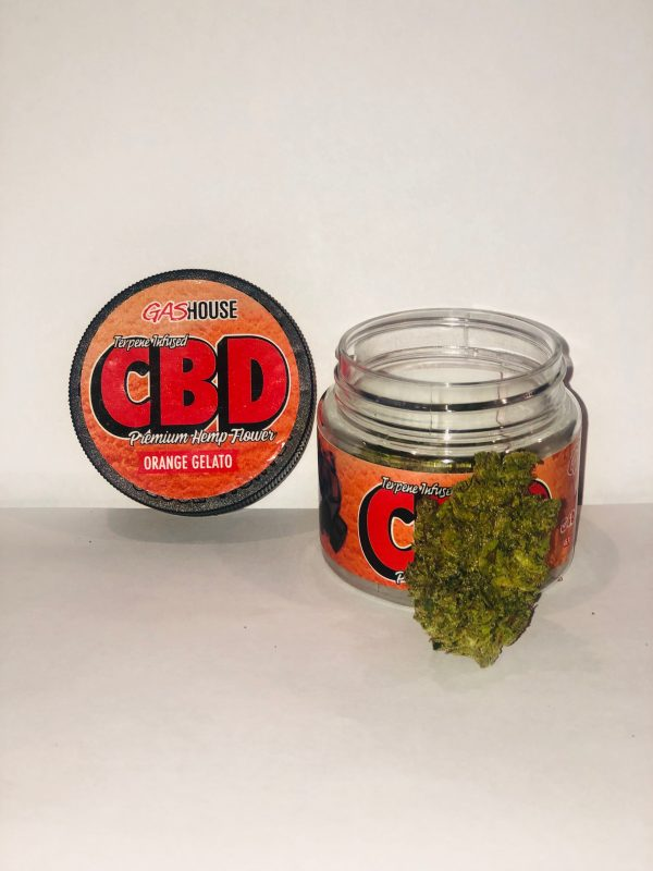 Gas House Headband - 19.3% CBD, Hybrid - New Release Greenhouse Grown 3.5g