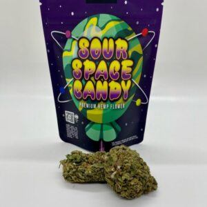 gas house sour space candy