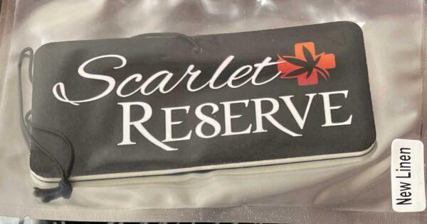 Scarlet Reserve   Air Freshener
